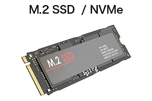 M.2 SSD NVMe
