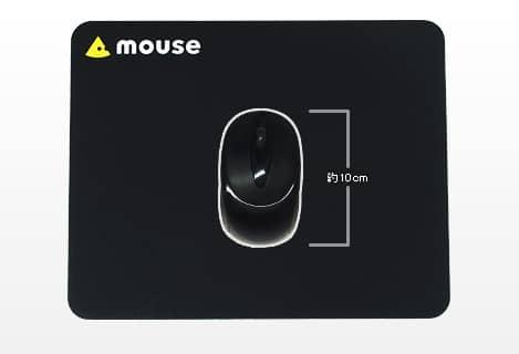 操作性を重視した高性能/高精細マウスパッド