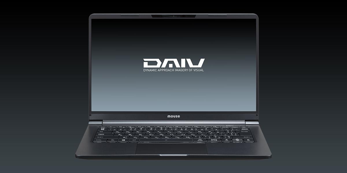 DAIV-NG4300 正面
