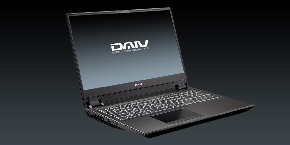 DAIV-NG5810 右側面
