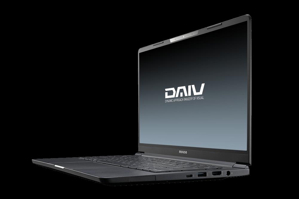 【マウスコンピューター/DAIV】DAIV-NG4300U1-M2S10[クリエイターノートPC]