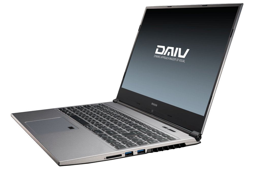 【マウスコンピューター/DAIV】DAIV 5P