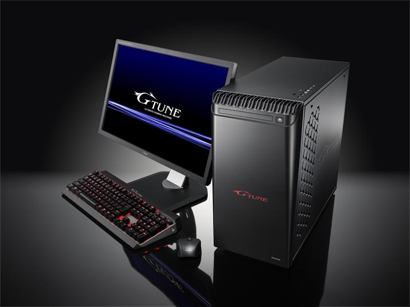 G-Tune HN-ZJ(JeSU公認PC)